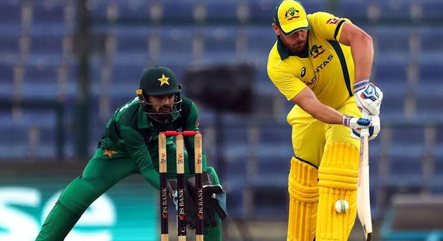 Finch aims to replace Pakistan as number one T20I team