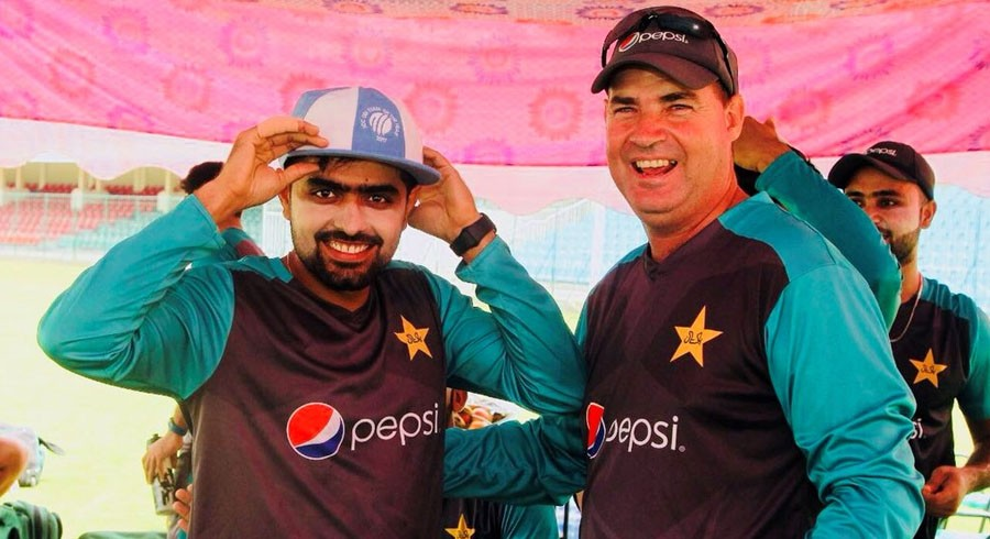 Arthur rooting for Pakistan against Australia