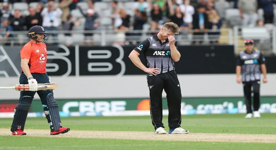 England snatch T20I series in Super Over finish against New Zealand