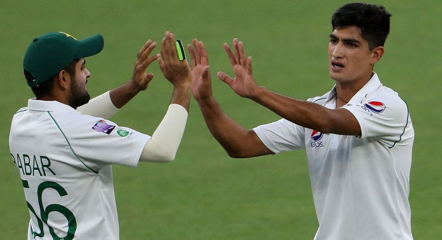 Pakistan dominate but practice match ends in a draw