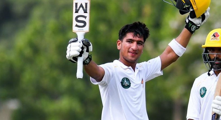 Omair aims to emulate his batting hero Yousaf