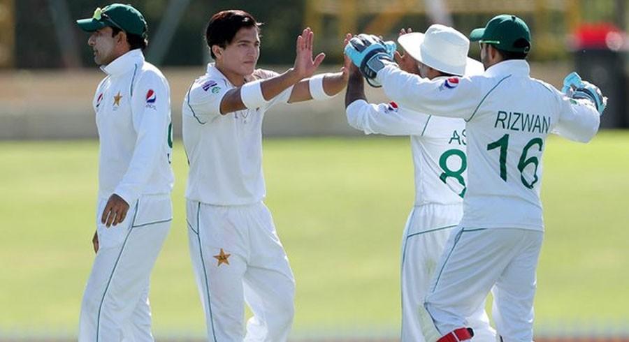 Cricket Australia XI, Pakistan practice match drawn after low-key second day