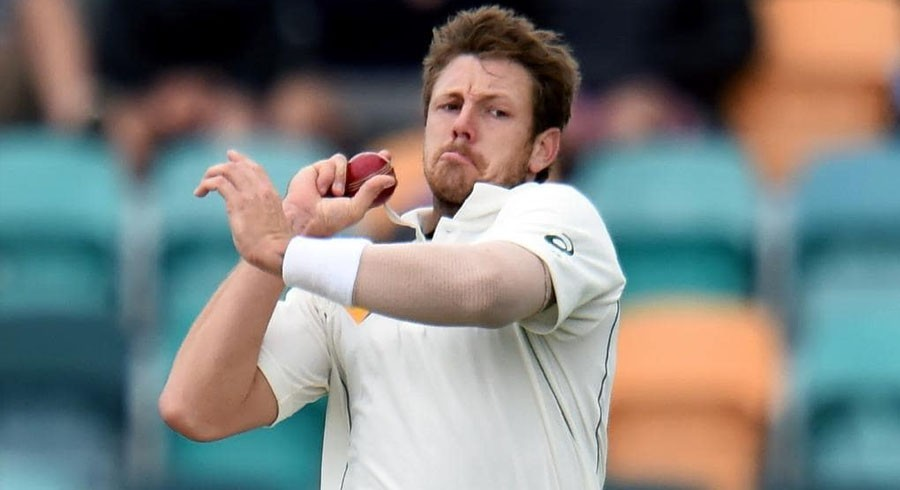 Pattinson to miss first Pakistan Test after abuse ban