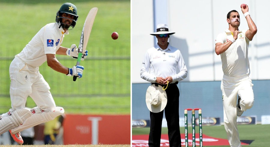 Masood eager to face-off with Starc