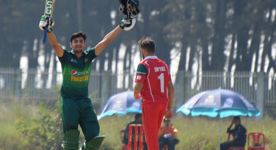 Pakistan confirm India semi-final clash in Emerging Teams Asia Cup