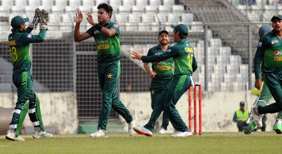Pakistan beat Bangladesh to win Emerging Teams Asia Cup