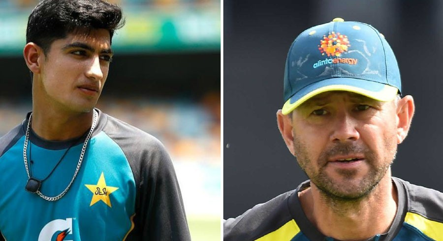 Ponting criticises 'unacceptable' Naseem move