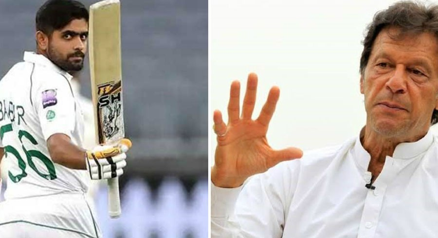 PM Imran weighs in on Babar's ideal Test batting position