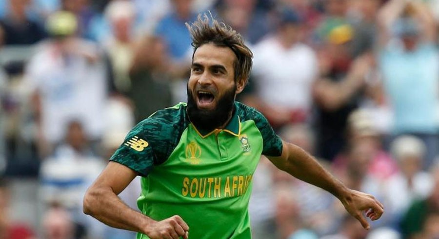 Image result for Imran Tahir Keen to Play in PSL