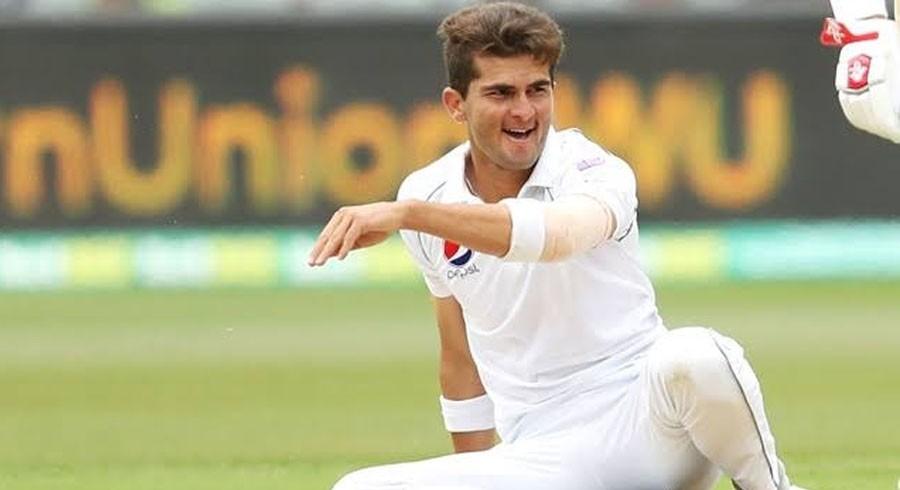 WATCH: Shaheen's comical fielding will leave you in splits
