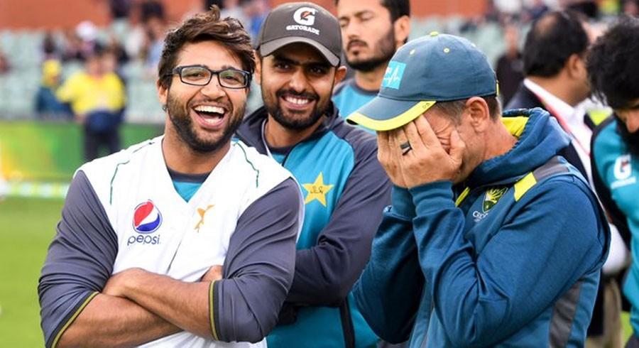 Pakistan cricketer criticises Imam over 'shameful' picture