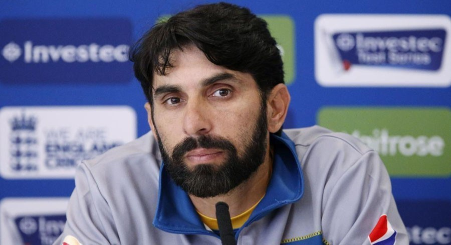 Misbah concerned about dip in form of three Pakistan Test players