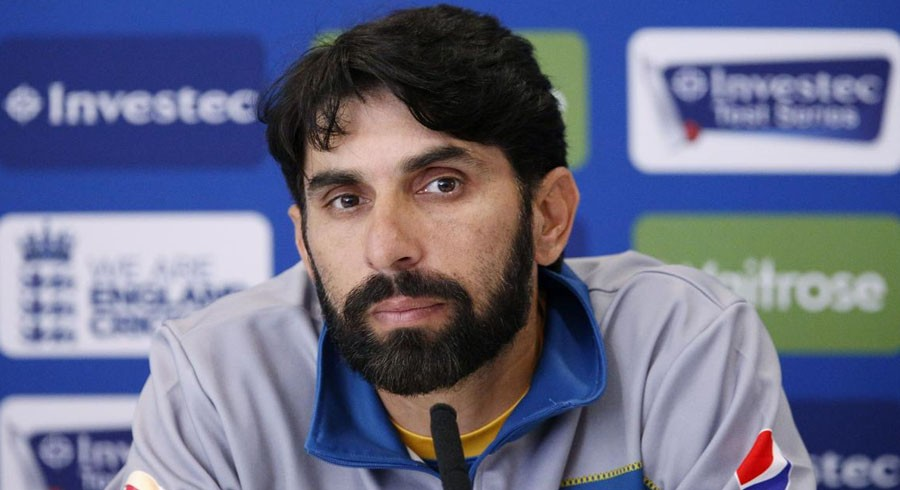 Defiant Misbah down but not out