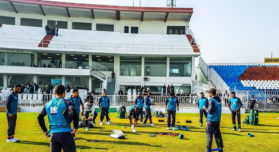 Pakistan set for first real 'home' Test in a decade