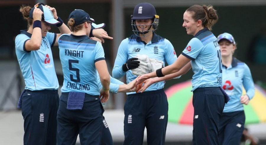 England women beat Pakistan women by 75 runs in first ODI