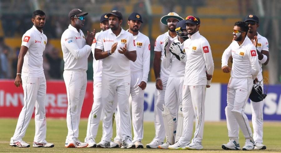 Pakistan fight back after Sri Lanka bowlers shine on day one