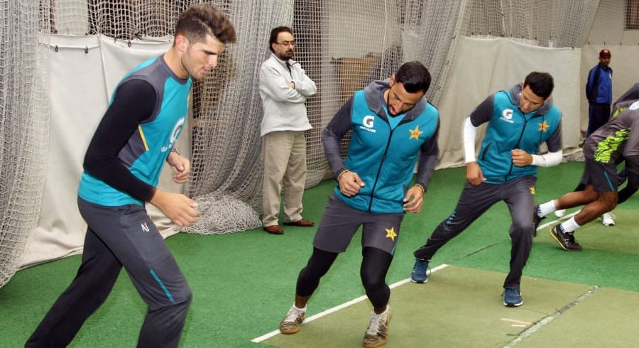 Key Pakistan players miss fitness tests