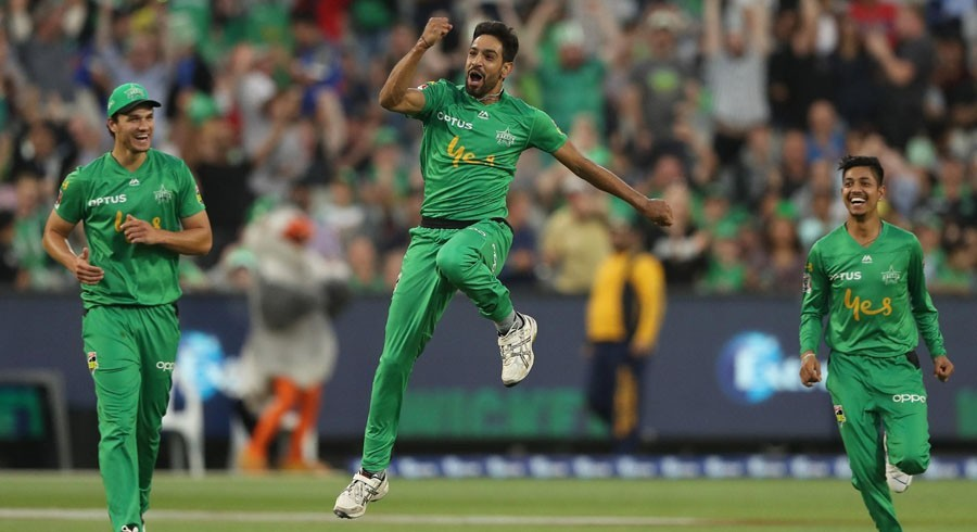 Pakistan cricketer warns 'don't get carried away' with Rauf's BBL performance