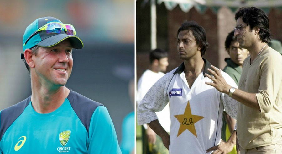 Ponting picks Akram as best pacer, Akhtar as quickest bowler he faced