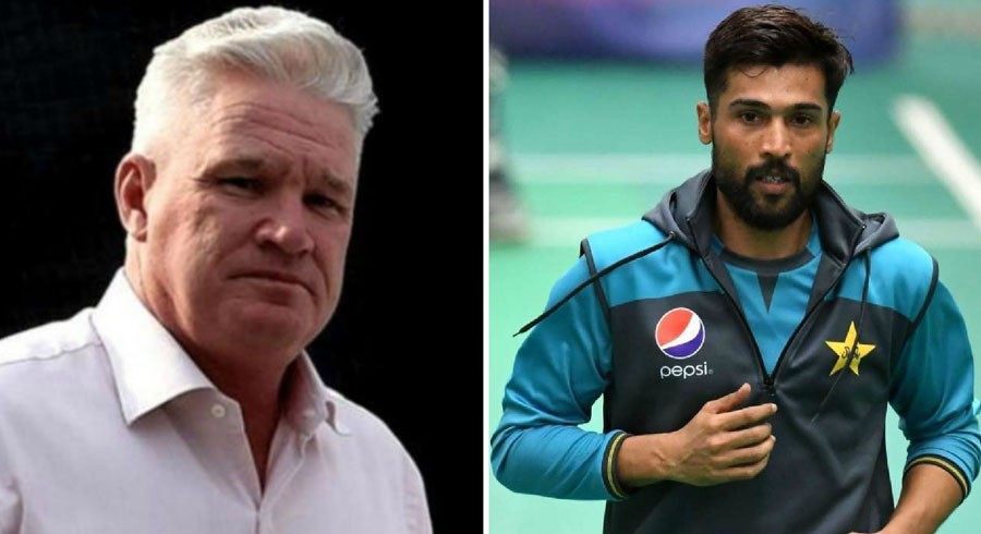 Dean Jones grateful to Misbah for not selecting Amir in T20I squad