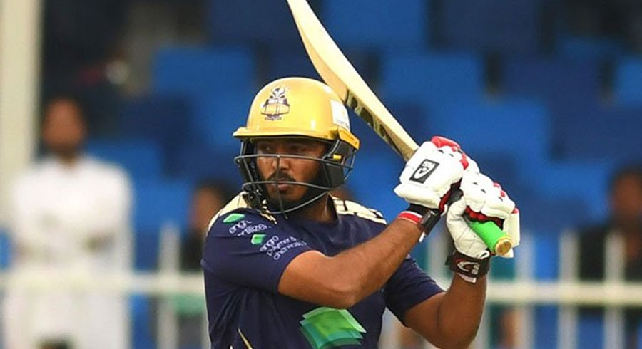 Ahsan Ali gives up on Biryani as part of fitness regime