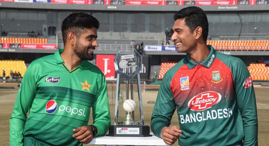 Pakistan's number one T20I ranking under threat against Bangladesh
