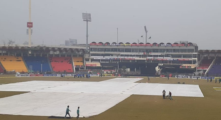 Third Pakistan, Bangladesh T20I abandoned due to rain