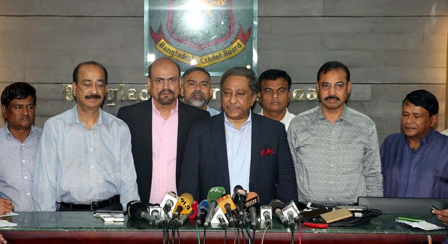 Satisfied with security, no reason to skip Test tour to Pakistan: BCB President