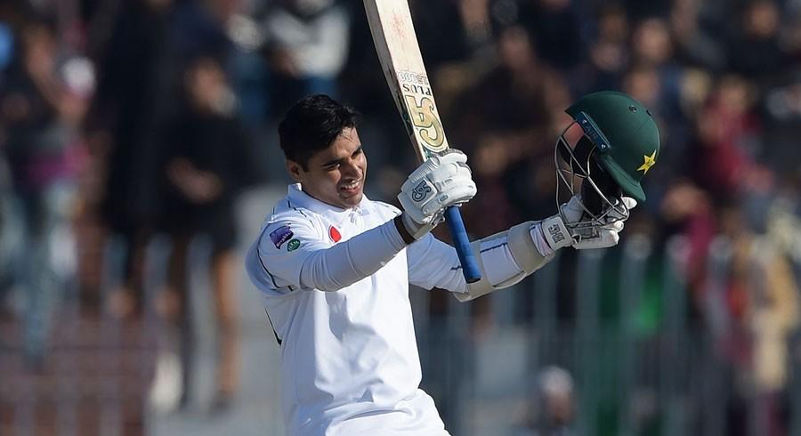 Abid sets sight on Azharuddin's Test record