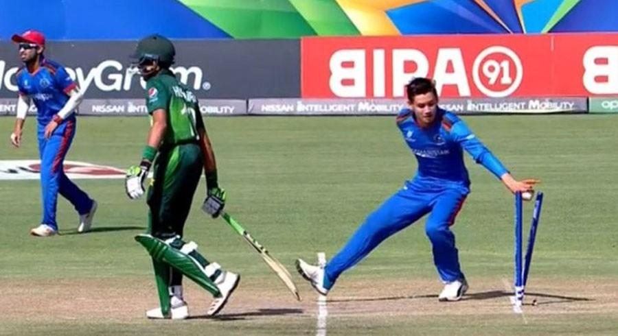 U19 World Cup: Pakistan's Huraira opens up after Mankading dismissal