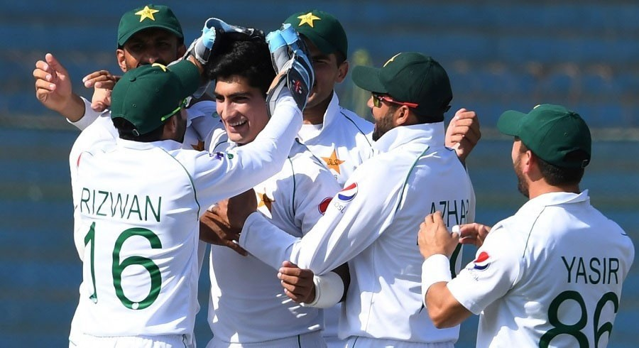 Pakistan make two changes for first Test against Bangladesh