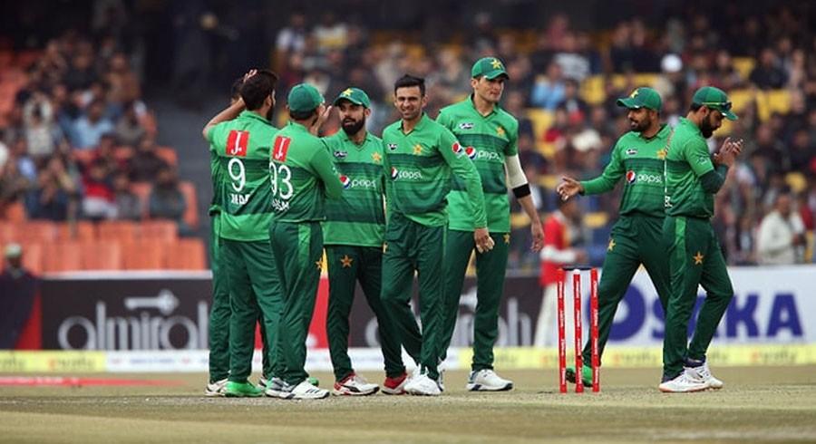 Pakistan cricket team schedule till 2023