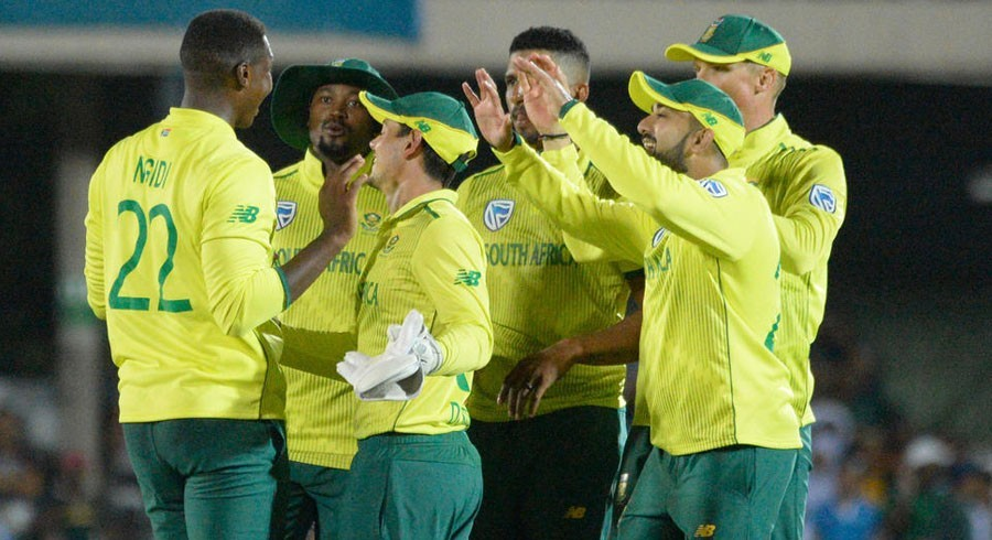 Pakistan retain top ranking as South Africa beat Australia in second T20I