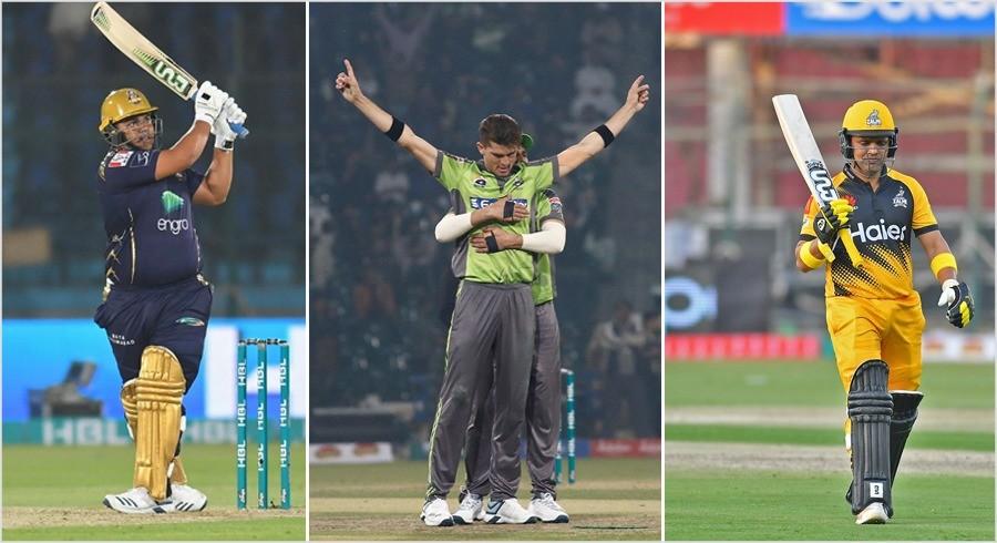 Cricket Pakistan's HBL PSL 5 team of the week