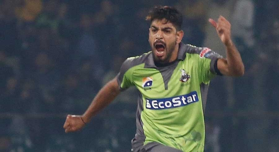 HBL PSL 5: Injured Haris Rauf to be replaced by Salman Irshad