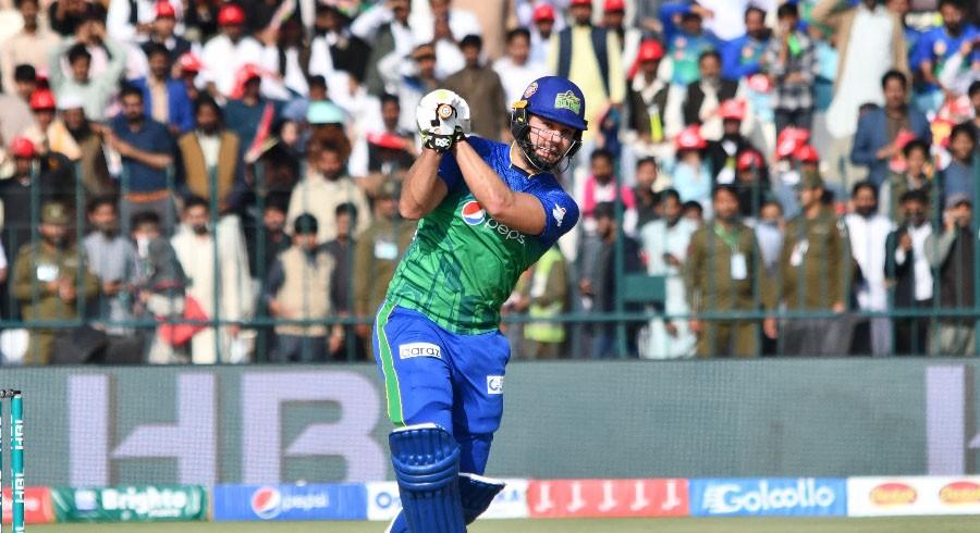Ton-up Rossouw powers Multan to victory over Gladiators