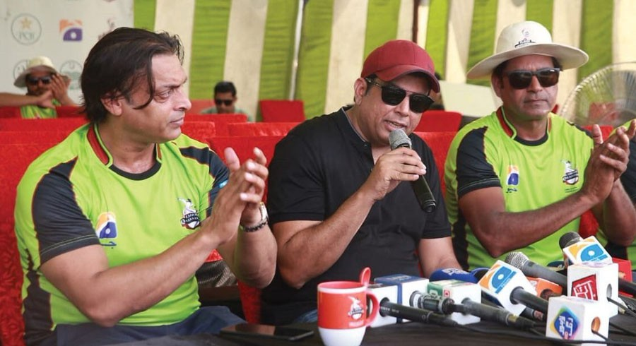 Shoaib Akhtar severely criticises Lahore Qalandars for poor show in HBL PSL 5