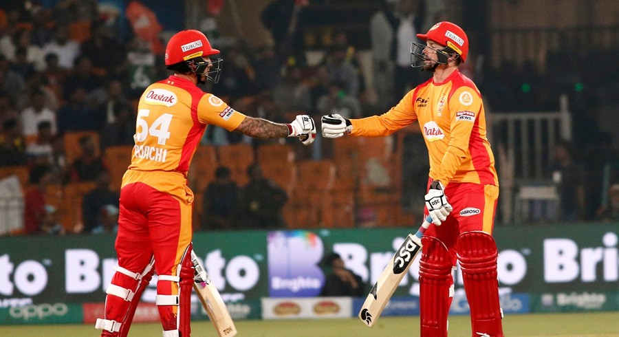 Islamabad sets PSL record in thumping win over Lahore