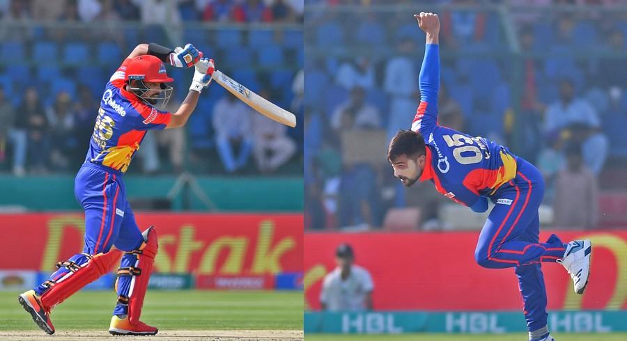 Babar, Amir highlight Cricket Pakistan's HBL PSL 5 team of the week