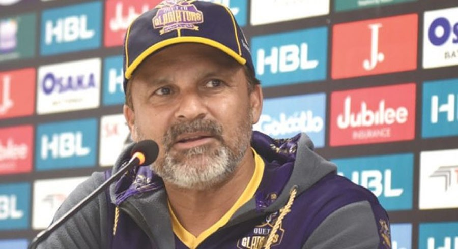 Moin Khan believes Ben Dunk's 'lucky day' behind Qalandars sole victory in PSL 5