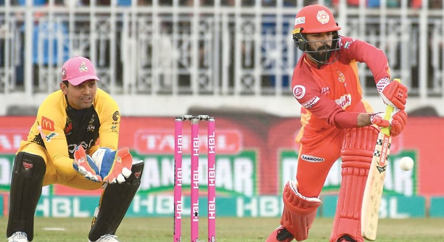Shadab Khan can open the batting for Pakistan: Ramiz Raja