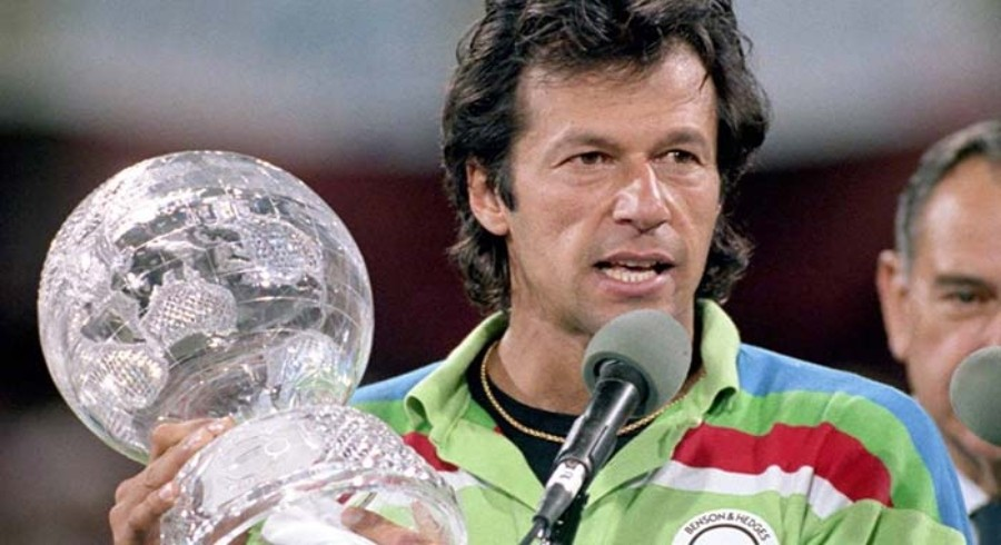 Twitter reaction: Pakistan celebrates 28th anniversary of 1992 World Cup win