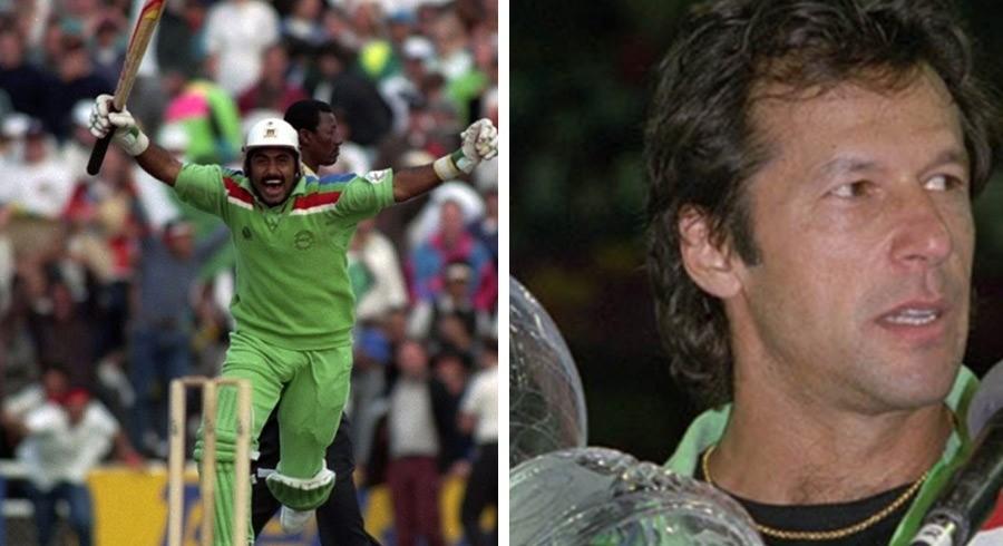 Imran Khan survived player revolt at 1992 World Cup: Javed Miandad