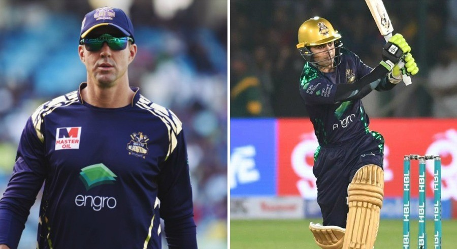 You're talking so much nonsense: Pietersen slams Shehzad after flop show in PSL