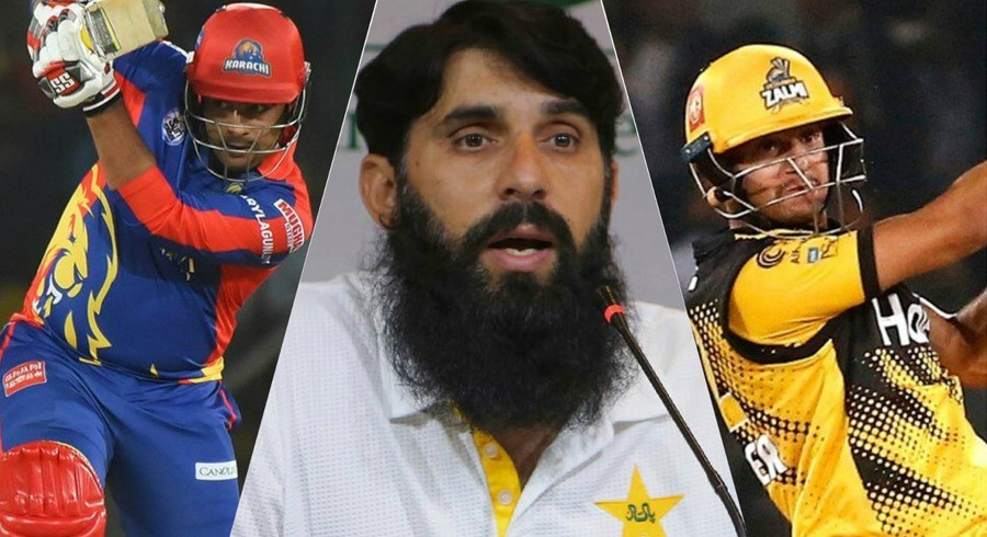 Misbah unimpressed with Sharjeel's fitness, full of praise for Haider