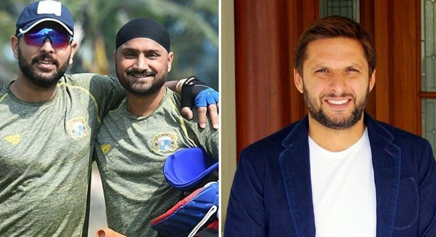 Yuvraj, Harbhajan face Indian backlash for supporting Afridi's foundation