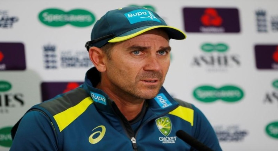 Australia coach Langer backs cricket behind closed doors