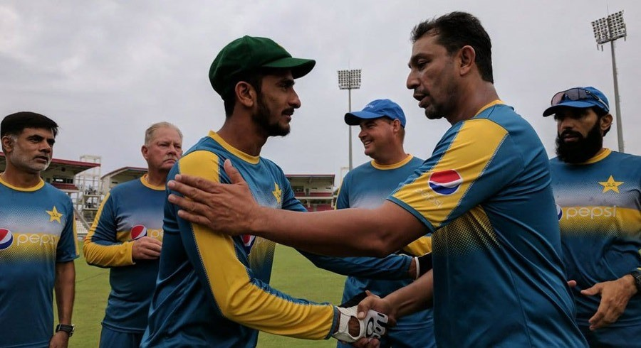 Hasan Ali didn't get injured playing cricket: Azhar Mahmood