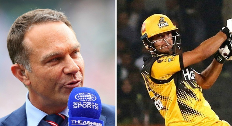Michael Slater heaps praise on Pakistan's 'World Cup player' Haider Ali