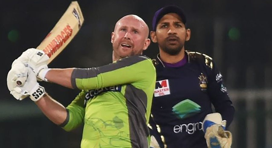 I can't wait to return to Pakistan for remaining PSL matches: Ben Dunk